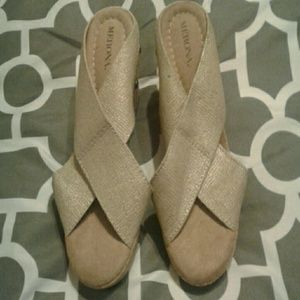 Wedged Sandals